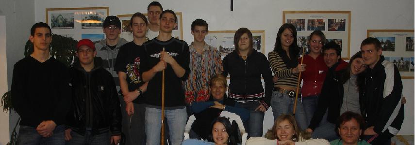 Elmúlt évek képei:  Ifjúsági tagozat