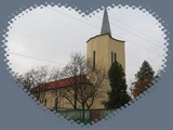 Jézus szíve templomkert